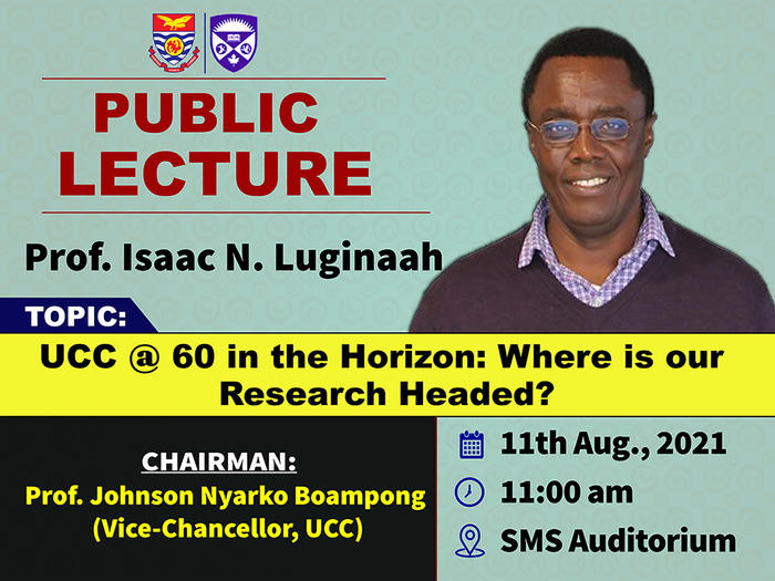 Public_Lecture by Prof. Luginaah